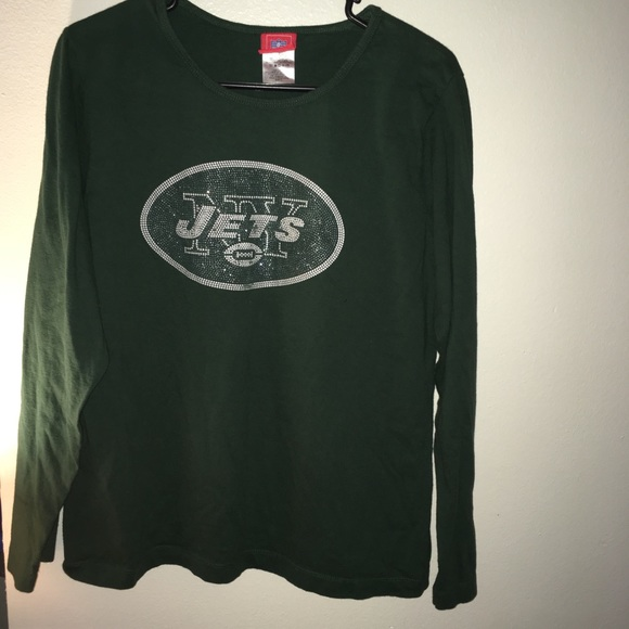 NFL Tops - 🦋NFL For Her NY Jets Long Sleeve Tee